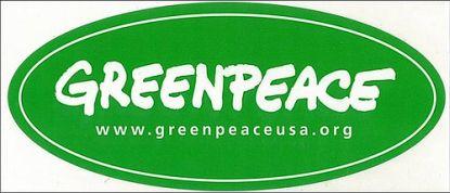 greenpeace-logo © Flickr / futureatlas.com