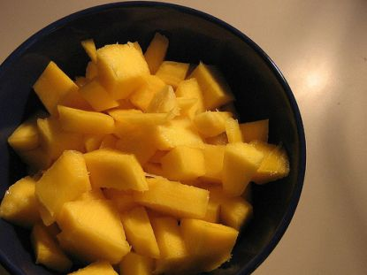 mango-würfel © Flickr / nightrose