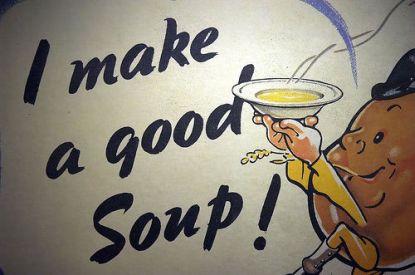 Mache eine gute Suppe © Flickr / atomicjeep