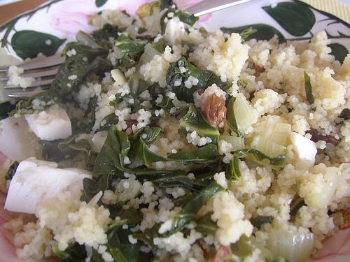 Mit Hilfe von Mangold kann man sehr delikate Speisen kreieren.