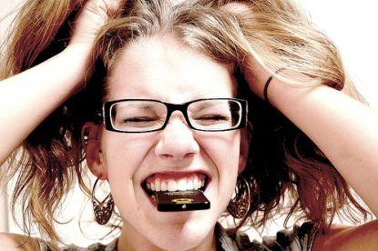 Frustrierte Frau © flickr / Evil Erin