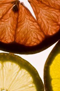Orangen-, Zitronen- und Grapefruitscheibe © Flickr / Marc from Borft
