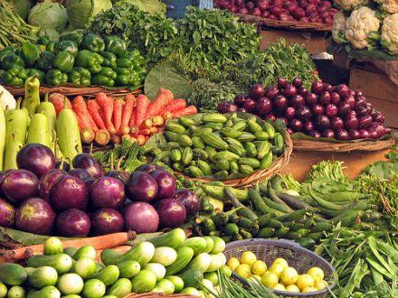 Gemüse © Flickr / mckaysavage