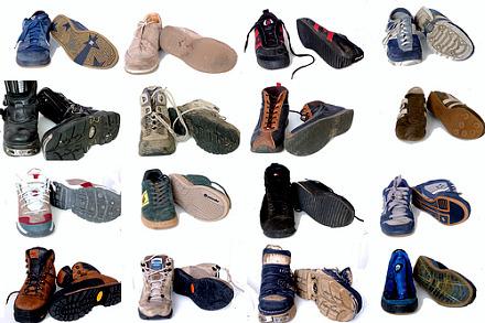 Schuhe zum Abnehmen©flickr/Paul Stevenson