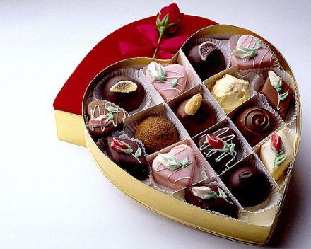 Schokolade kann Schmerzen lindern. © Flickr / Heverton Woss >>