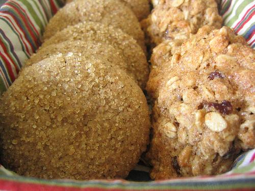 Gesunde Kekse selber backen spart Geld und Kalorien ©Flickr.com/rusvaplauke