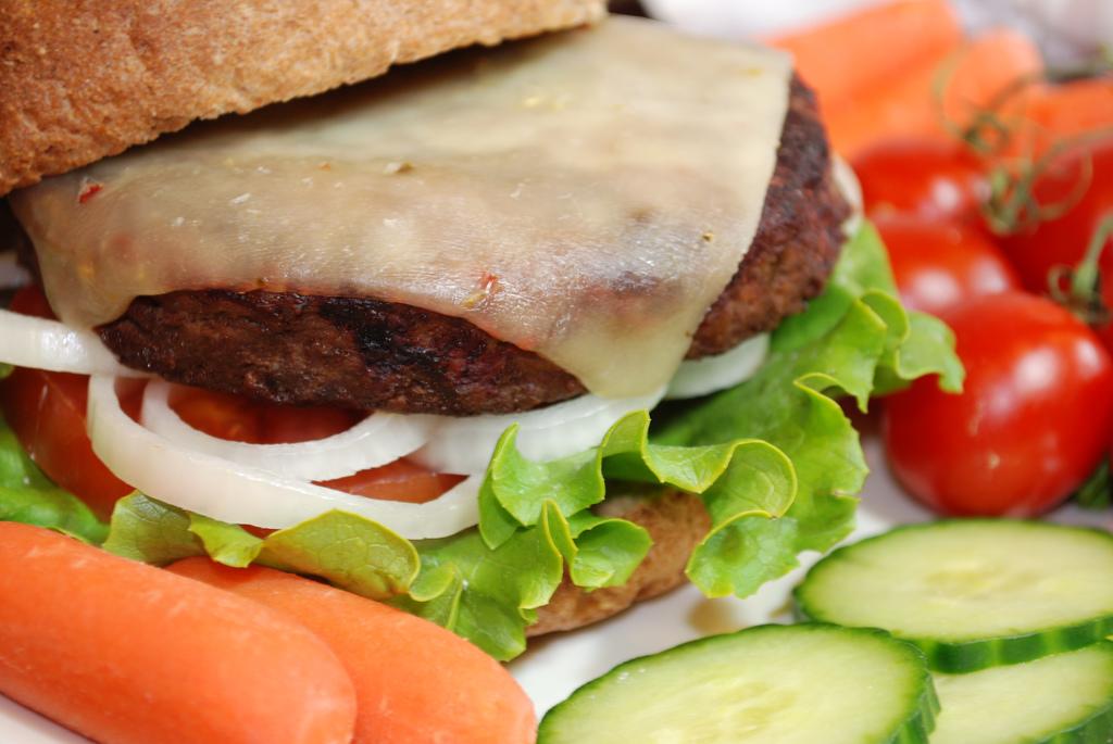 Hamburger ©Flickr Victori∀